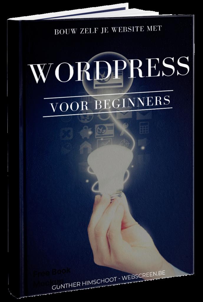 Gratis handleiding WordPress voor beginners